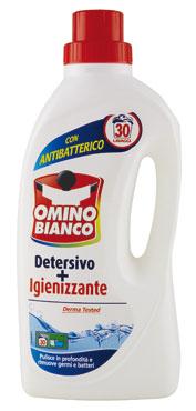 Omino Bianco detersivo lavatrice vari tipi 1,5 l