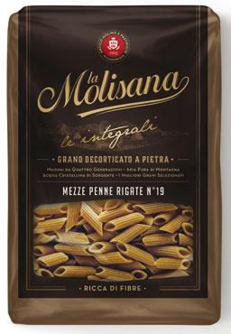 Pasta Integrale La Molisana vari formati 500 g