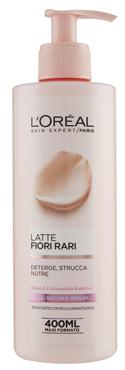 Tonico/latte/struccante occhi/micellare l'Oreal vari tipi   125 ML