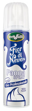 Panna spray fiordineve Professional 250 g