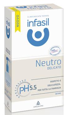 Detergente intimo Infasil vari tipi 200 ml
