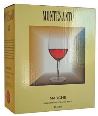 Marche Bianco/Rosso IGT montesanto 5 l