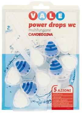 Power Drops WC candeggina/ocean Vale
