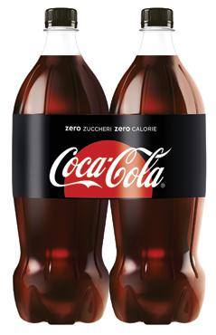 Coca Cola Bipack regular/zero pet 2 x 1,35 l