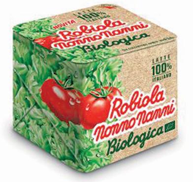 Robiola Bio Nonno Nanni 100 g circa al kg