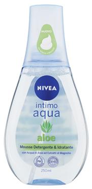 Detergente intimo Nivea vari tipi 250 ml