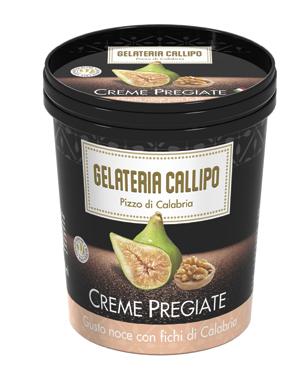 Gelati Creme Pregiate vari gusti Callipo 310 g