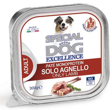 Pate' per cani Monoproteico SpecialDog 300 g