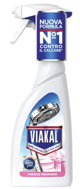 Viakal spray vari tipi 515 ml