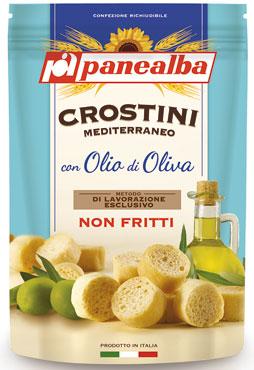Crostini Panealba vari gusti 100 g