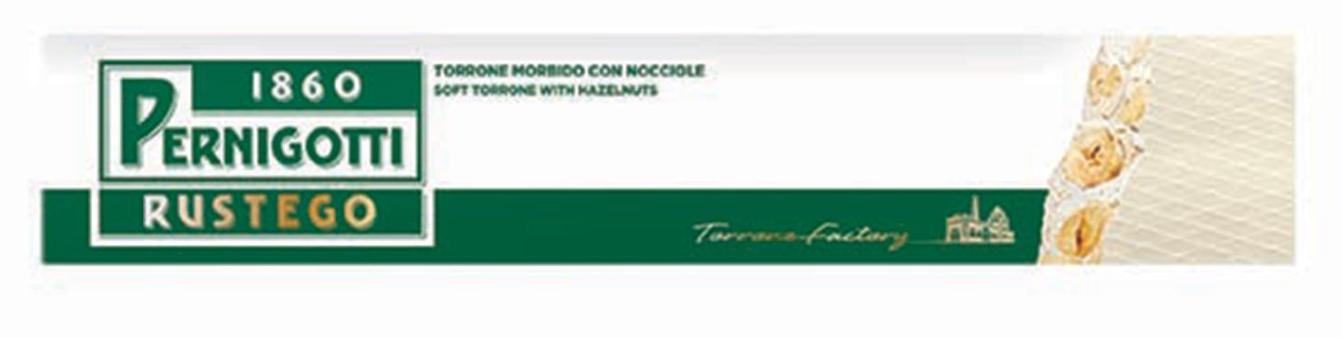 Torrone nocciole/mandandorle classico/morbido Pernigotti 250 g