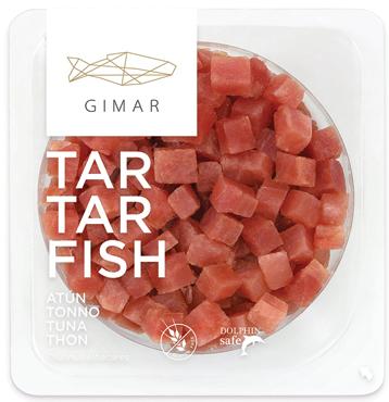 TARTARFISH DI TONNO G. 100 GILMAR, AL PZ