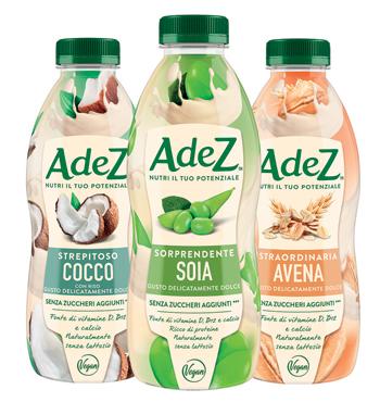 Adez bevanda cocco/avena/soia 800 ml