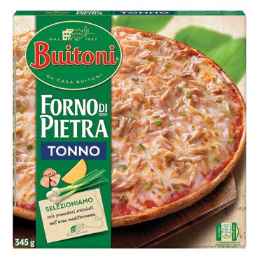 Pizza al forno pietra Buitoni vari gusti 300/315/300/350/345 g