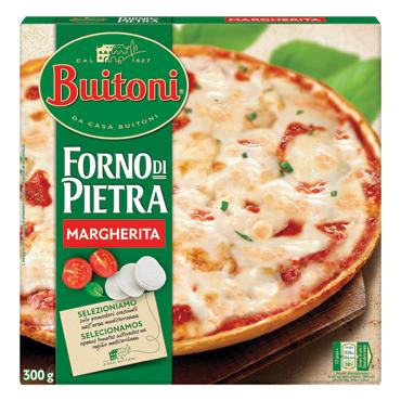 Pizza Forno Pietra Buitoni vari gusti 300/315/340/350g