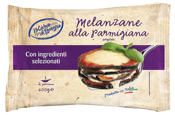 Melanzane Parmigiana La Cucina di Bologna 600 g