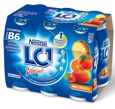 Nestle' LC1 Protection vari gusti 720 g