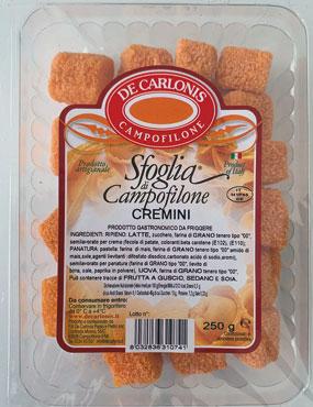 Cremini De Carlonis 250 g