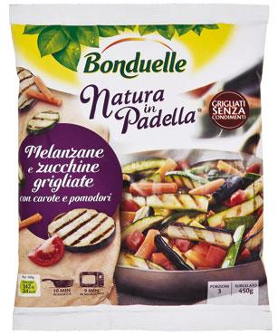 Melanzane Zucchine grigliate Bonduelle 450 g