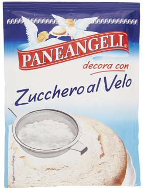 Zucchero a velo/vanigliato Paneangeli 125 g