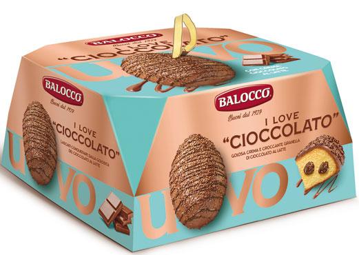 Dolce I love Cioccolato Balocco 750 g