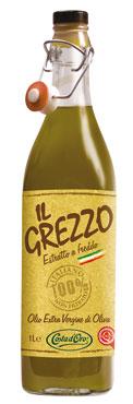 Olio EVO Il Grezzo/Fruttato Costa d'Oro 1 l