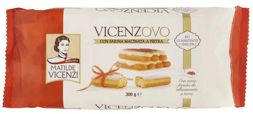 Savoiardi Vicenzi 300 g