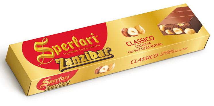 Zanzibar Sperlari classico 300 g