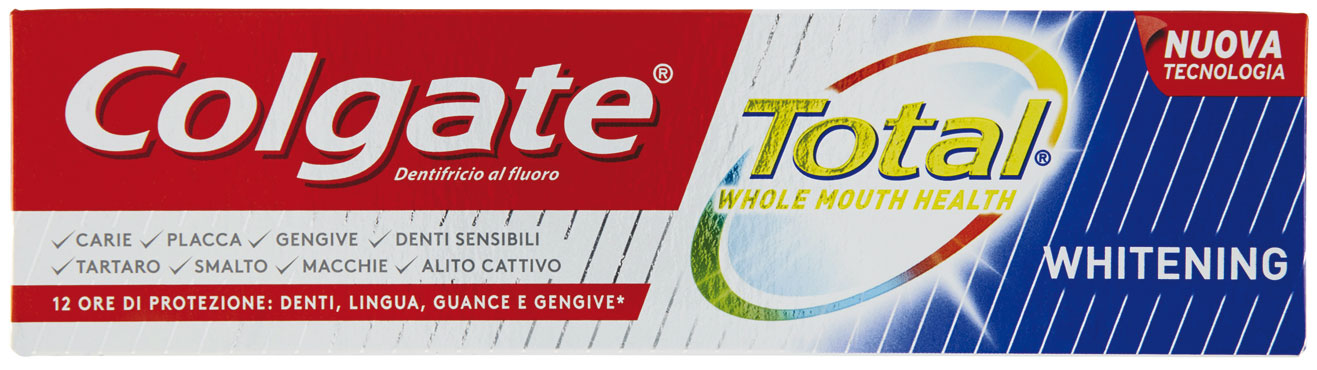 Dentifrici linea Colgate Total 75 ml
