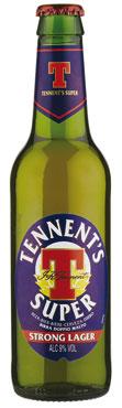 Birra Tennent's btg 35,5 cl