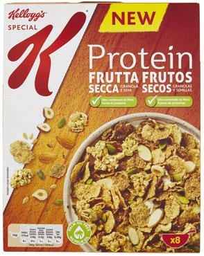 Special K Protein Kellogg's vari tipi 320 g