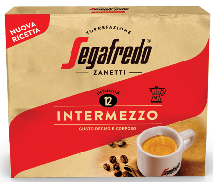 Caffe' Intermezzo Segafredo 225 x 2 g