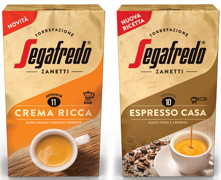 Caffe' Segafredo vari gusti 225 g