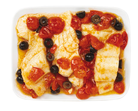 Baccala' condito Le Delizie Gastronomiche al kg