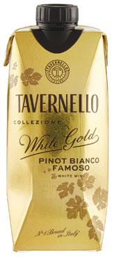 Pinot bianco Famoso/Sangiovese Merlot IGT Tavernello 50 cl