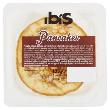Pancakes Ibis 125 g
