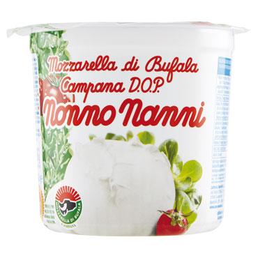 Mozzarella di Bufala Campana DOP Nonno Nanni 150g