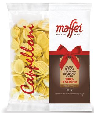 Pasta fresca di semola Gli Speciali Maffei g 450