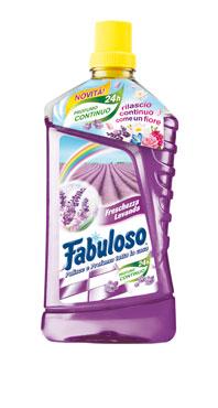 Fabuloso detergente varie profumazioni 1l/spray 600ml
