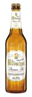 Birra Bitburger 50 cl