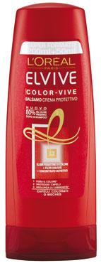 Elvive shampoo/balsamo vari tipi 285/250  ml