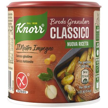 Brodo Granulare Knorr Vari tipi 150 g