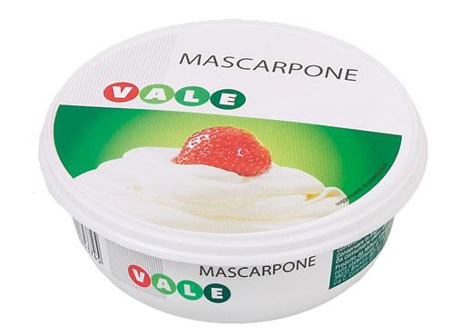 Mascarpone Vale 250 g