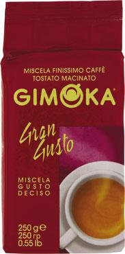 Caffe' Gimoka gran gusto 250 g
