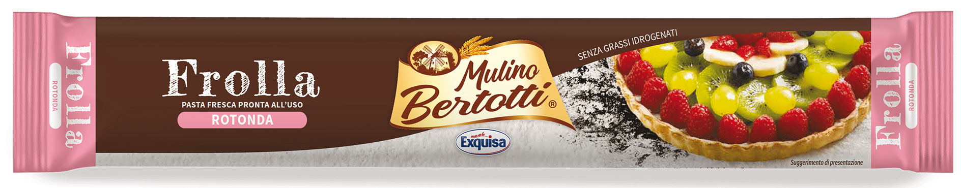 Pasta fresca frolla Exquisa 230 g