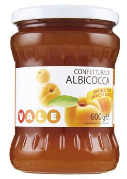 CONFETTURA ALBICOCCA GR600 VALE