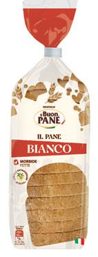 Pane bauletto Il buon pane vari tipi 400 g