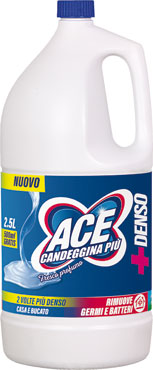 Ace Candeggina Piu' spray fresco profumo/armonia floreale 700 ml