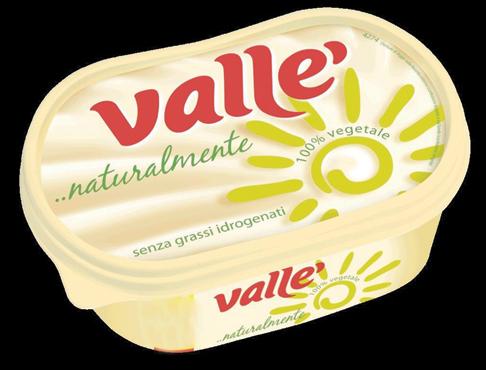 Margarina Valle' 250 g
