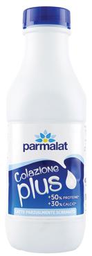 Latte colazione plus Parmalat 1 l
